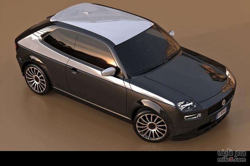 لن تتوقع شكل فيات 127 الجديدة صور Fiat Fiat Abarth Good Looking Cars