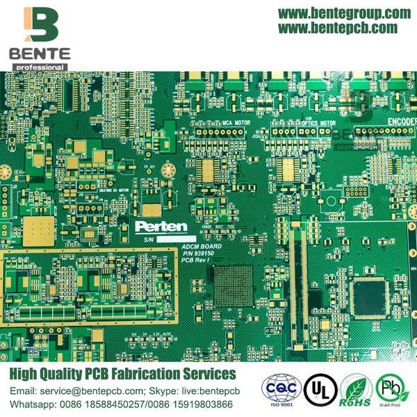 High-precision Multilayer PCB BGA PCB Testing | High