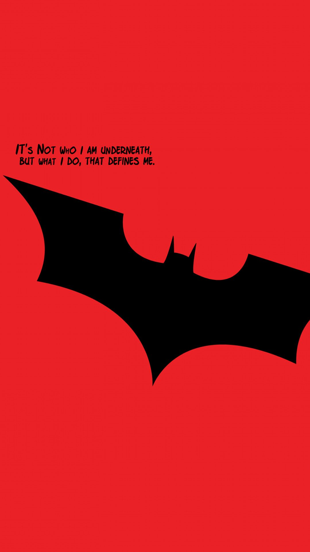 Batman Quotes Minimal Red 4k Ultra Hd Mobile Wallpaper In 2020 Batman Quotes Batman Wallpaper Superhero Quotes