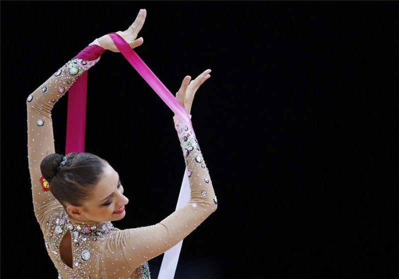 Evgenia KANAEVA (RUS) Ribbon