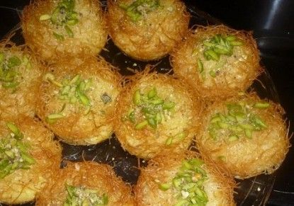 كب كيك الكنافة Recipe Cooking Cooking Recipes Recipes