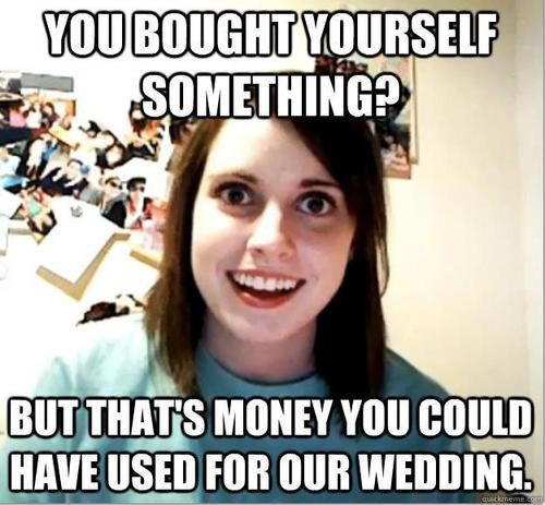12 Wedding Memes That Totally Get What You Re Going Through Woman Getting Married
