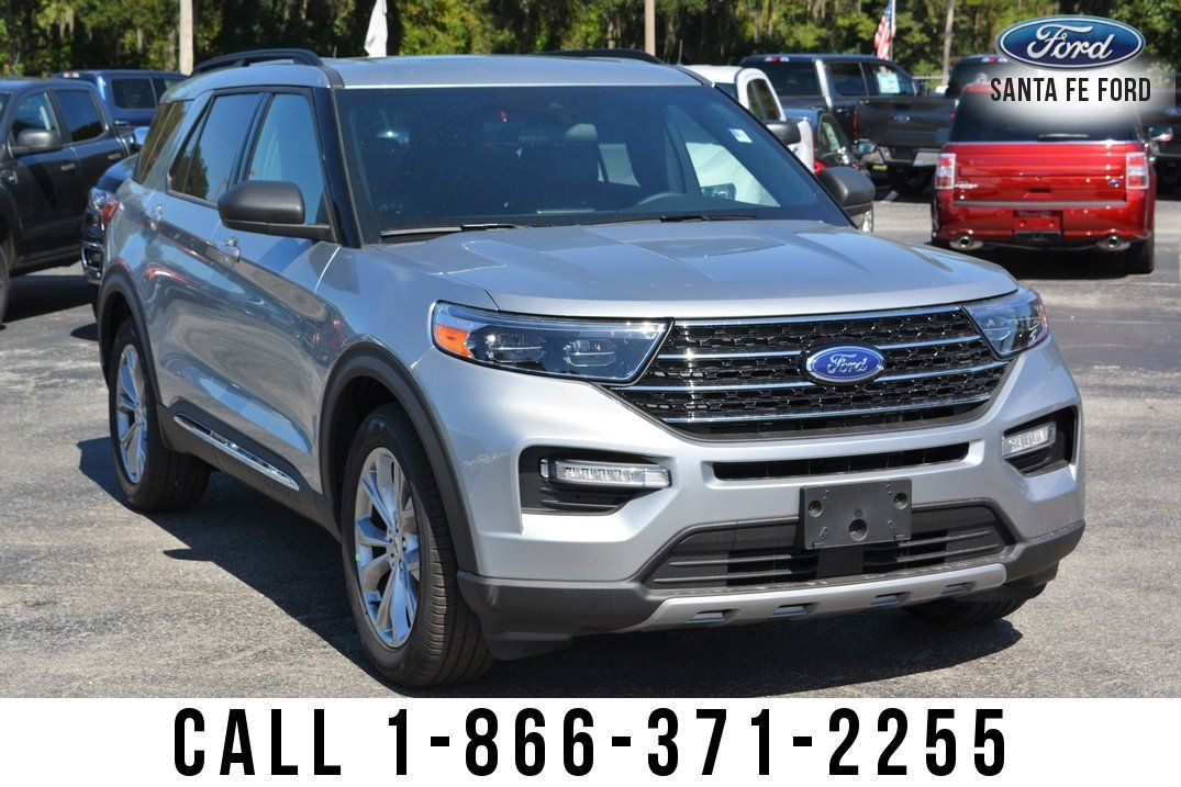 2020 Ford Explorer XLT SUV For Sale Gainesville FL (399771