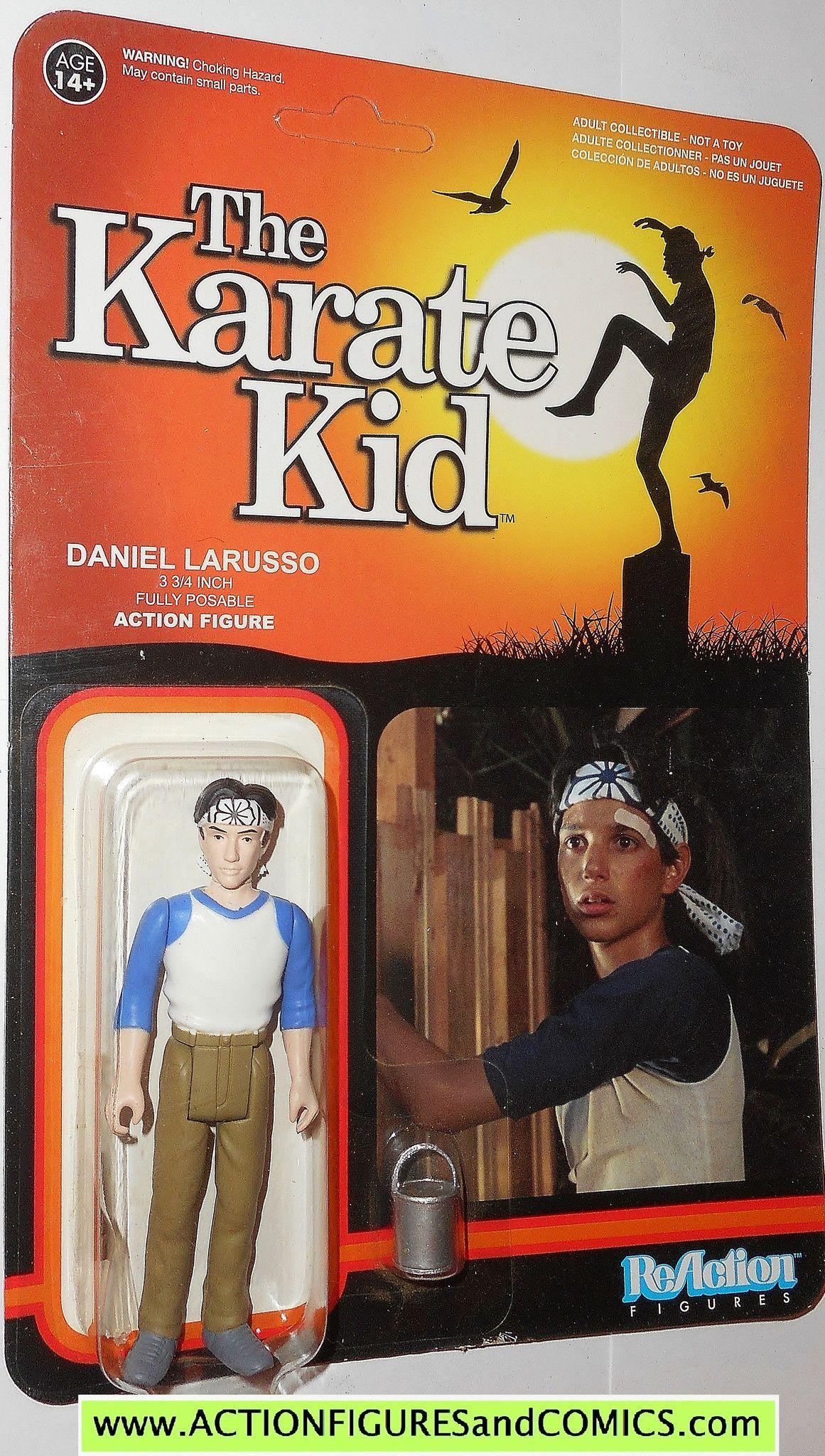 Funko ReAction The Karate Kid Daniel Larusso Action Figure