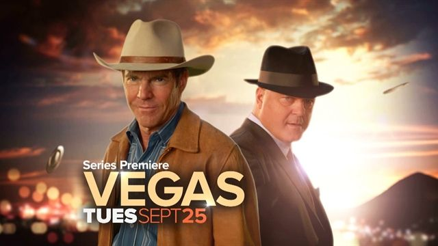 It's Vegas baby. Tomorrow night on CBS. Be there!