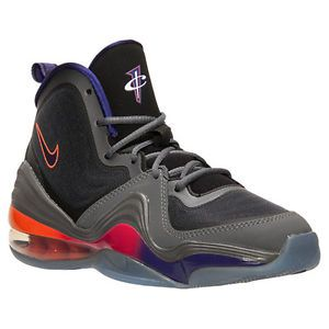 pretty nice fe67c 44948 Nike K Air Penny 5 GS Kicks Grey Purple Black 537640 008 Kids Sz 6 5 DS   125   eBay
