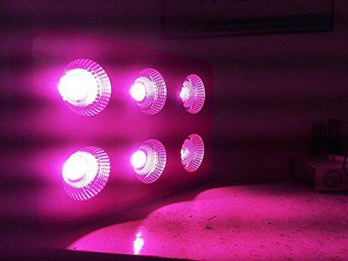 1200W UFO LED Grow Light Full Spectrum Veg Flower for Indoor Plant Lamp Panel