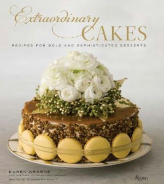 Extraordinary Cakes: if you are looking for amazing looking Cakes, that taste over the top, then you'll love this book! I've tested 3 recipes so far (see *homemade with love); and hands up: all Cakes were showstoppers! The recipes are very time consuming (4 days), but the author tells how to work in batches and how to store Cakes and frostings. But again: the unexpected flavour combos and the incredible taste of the finished Cakes, are worth every second of hard work. Perfect to impress for…