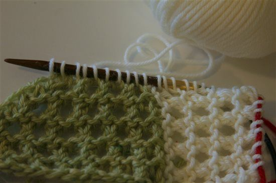 A New Spin On Modular Knitting Knitting Blogs Spin And Knitting