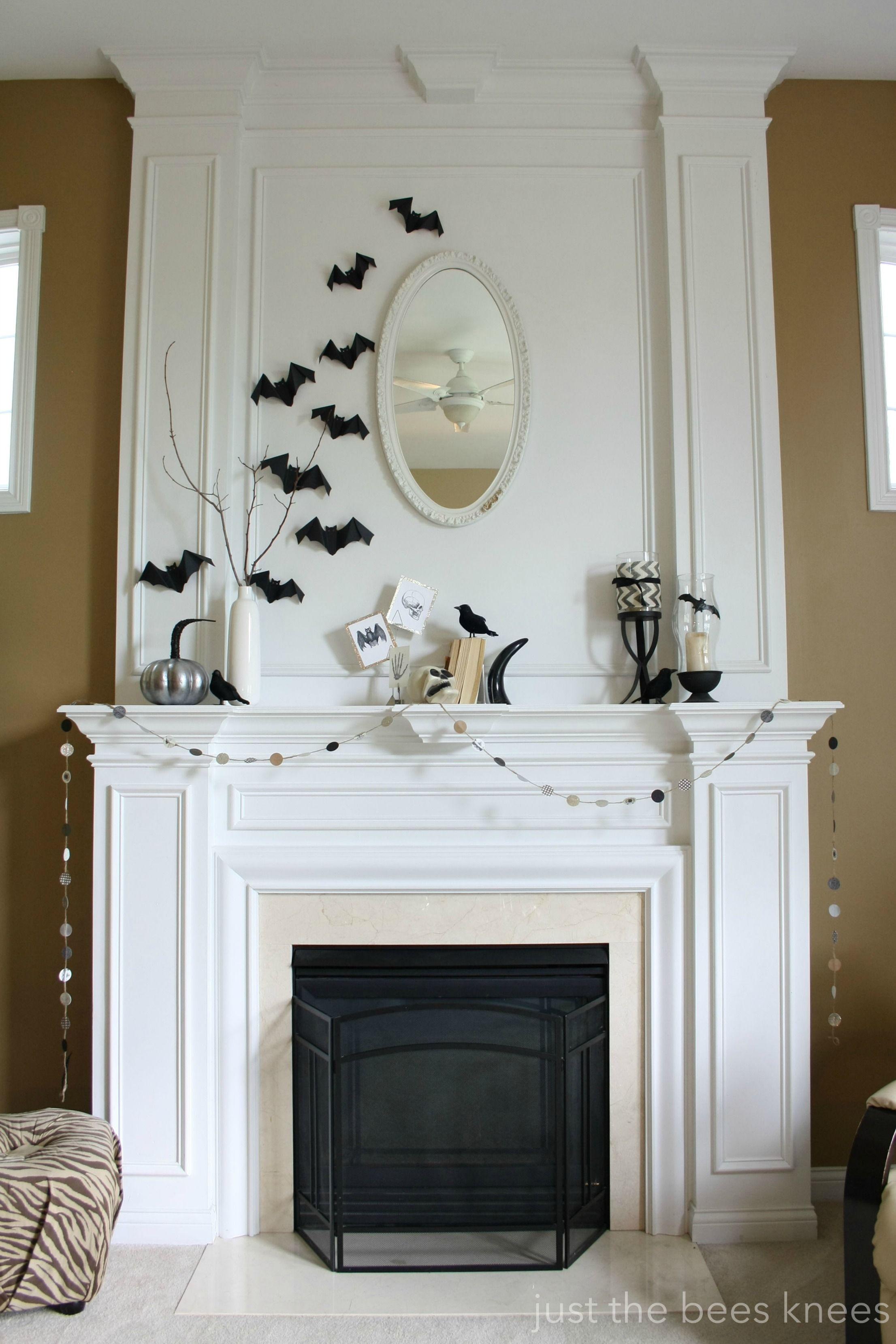 Stylish Halloween Decorations | DIY Home Decor | Pinterest | Stylish ...