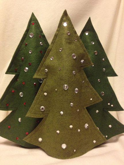 Felt Christmas Tree Wine Bottle Covers Felt Christmas Tree Felt Christmas Wine Bottle Covers