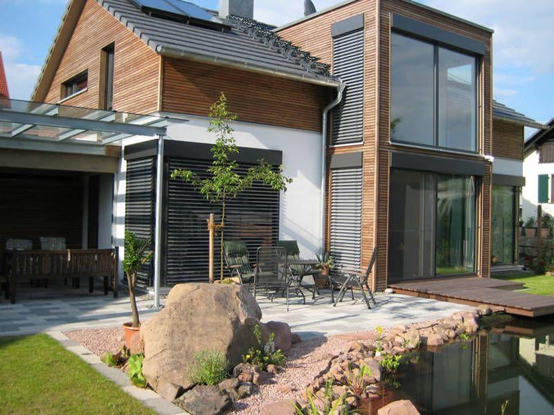 Haus Sandweg Haus Sandweg Modern Huis Meubilair Voor Uw Zoete Huis Meubilair Is Een Van De Meest Vitale Objecten I In 2020 Architecture House Exterior Prefab Homes