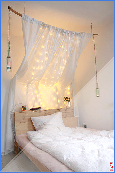 Diy Traumhaftes Himmelbett Diy Traumhaftes Himmelbett Diy Herzgespann Herzgespann Beleuchtung Ikea Hack F R Fjel Four Poster Bed Ikea Bed Ikea Hack Living Room