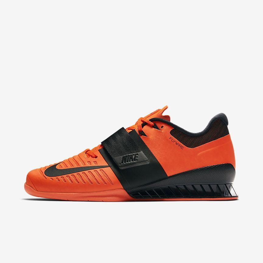 Calzado de levantamiento de pesas Nike Romaleos 3   Calzas