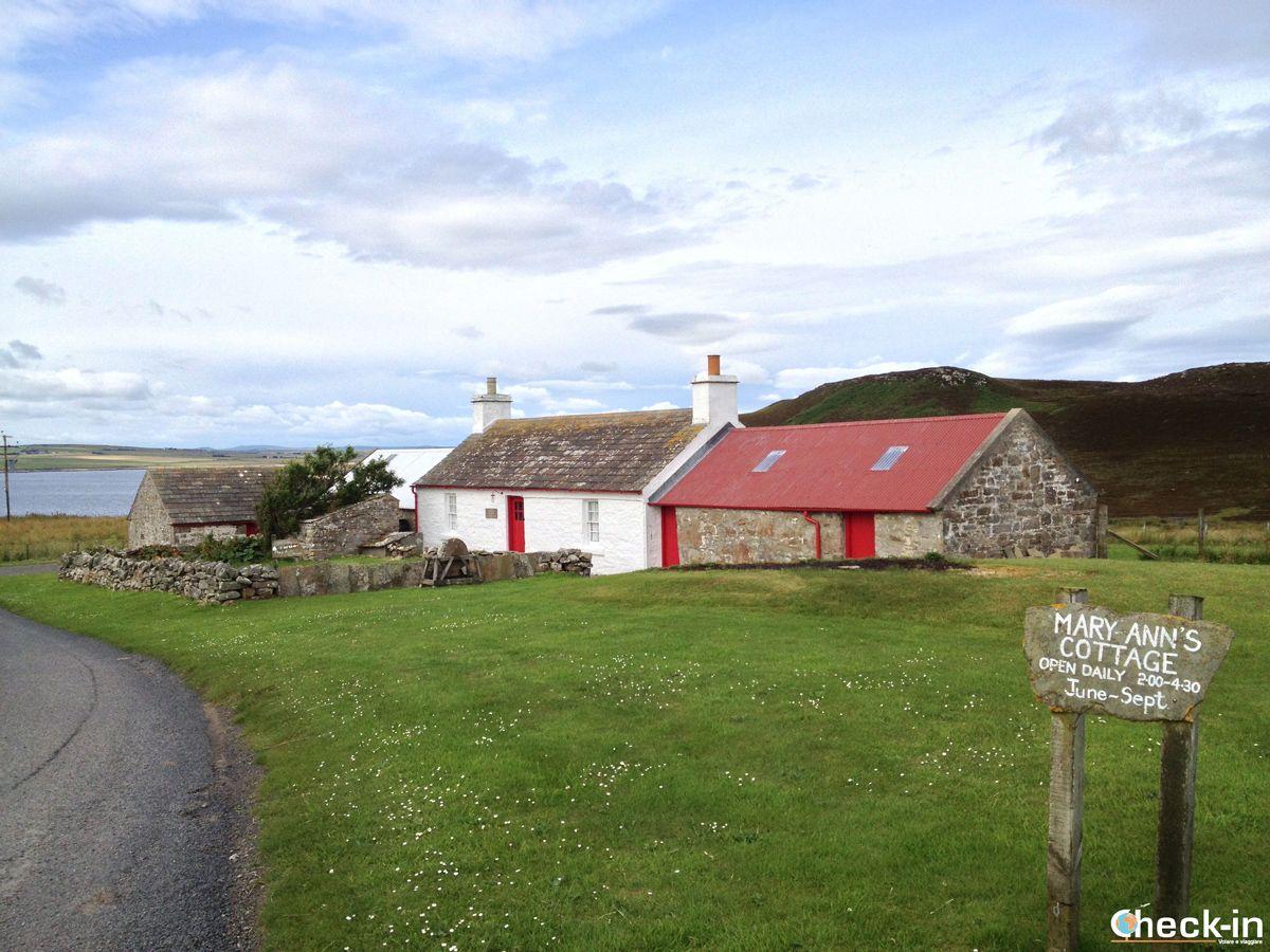 Il Mary Ann's Cottage a Dunnet, Caithness, #scozia