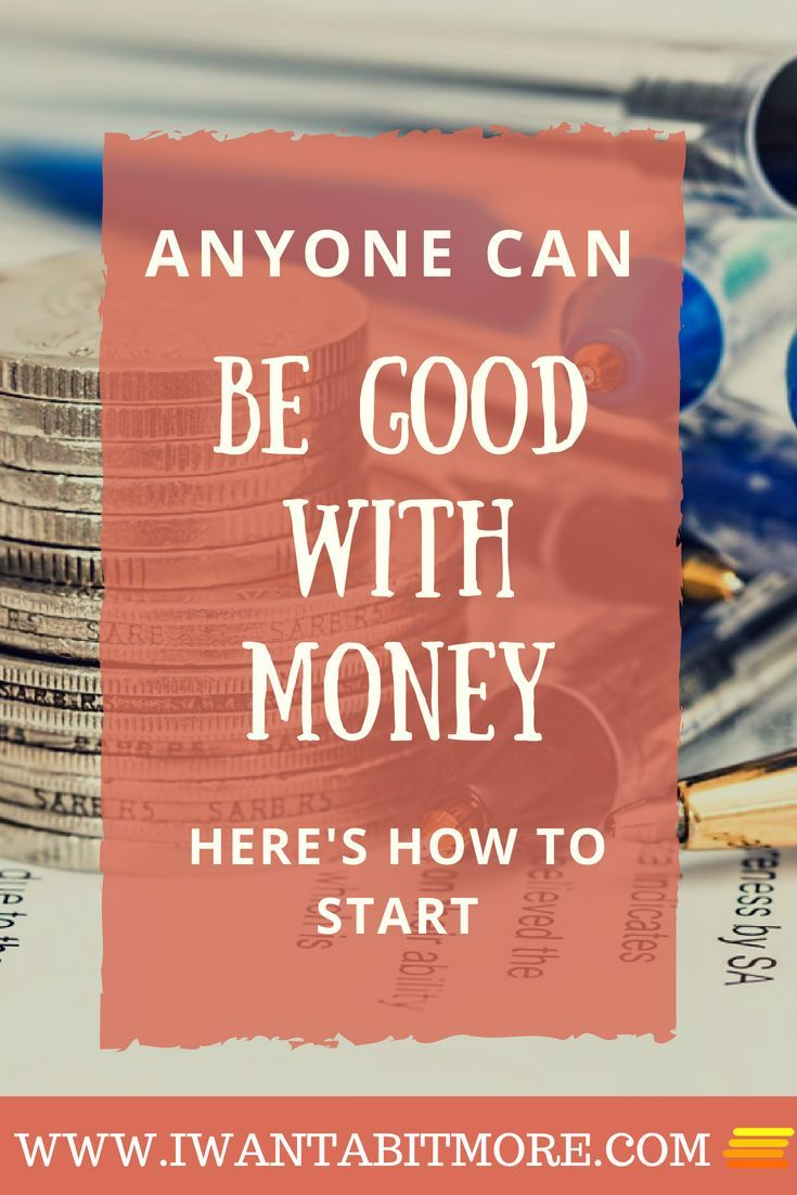 foto How to Be Good with Money