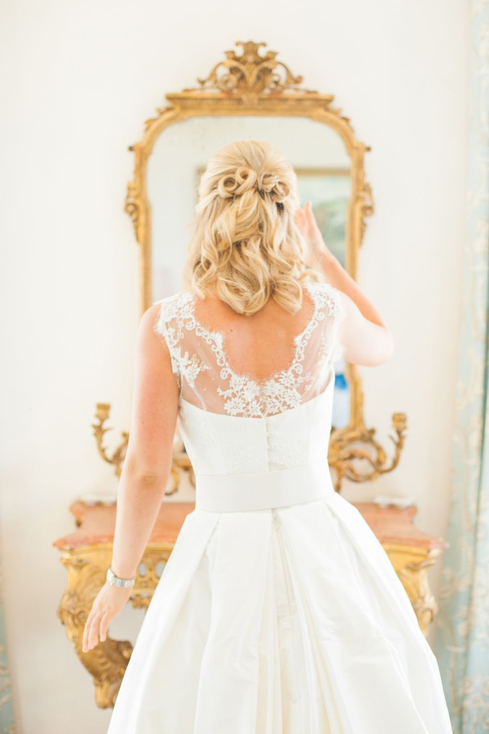 Bridal Hair in DC | Bridal Hair and Makeup in DC | Pinterest ...