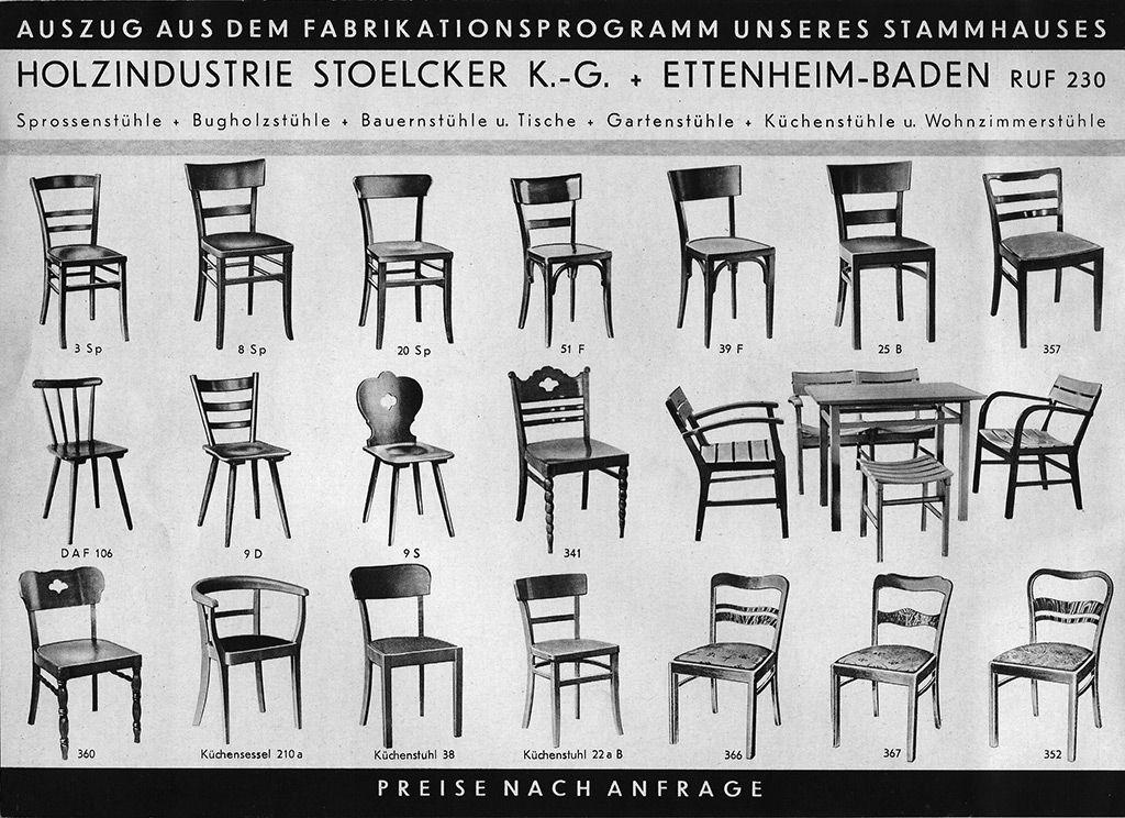 Geschichte des frankfurter k chenstuhls frankfurter for Stuhl design entwicklung