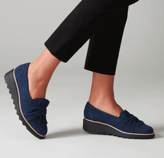 Stylish shoes, Clarks