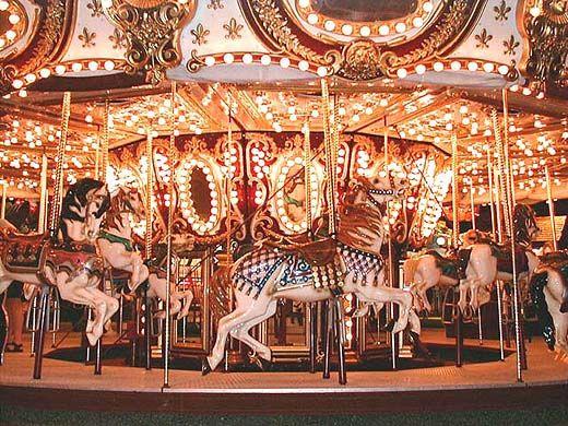 Carousel Catch The Brass Ring Carousel Carousel