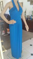 Formal Blue Long Dress by TADASHI Collection