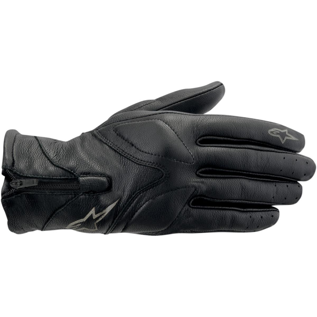Womens black leather gloves medium - Special Offers 2013 Alpinestars Stella Vika Womens Motorcycle Gloves Medium In Stock Free Shipping You Can Save More Money