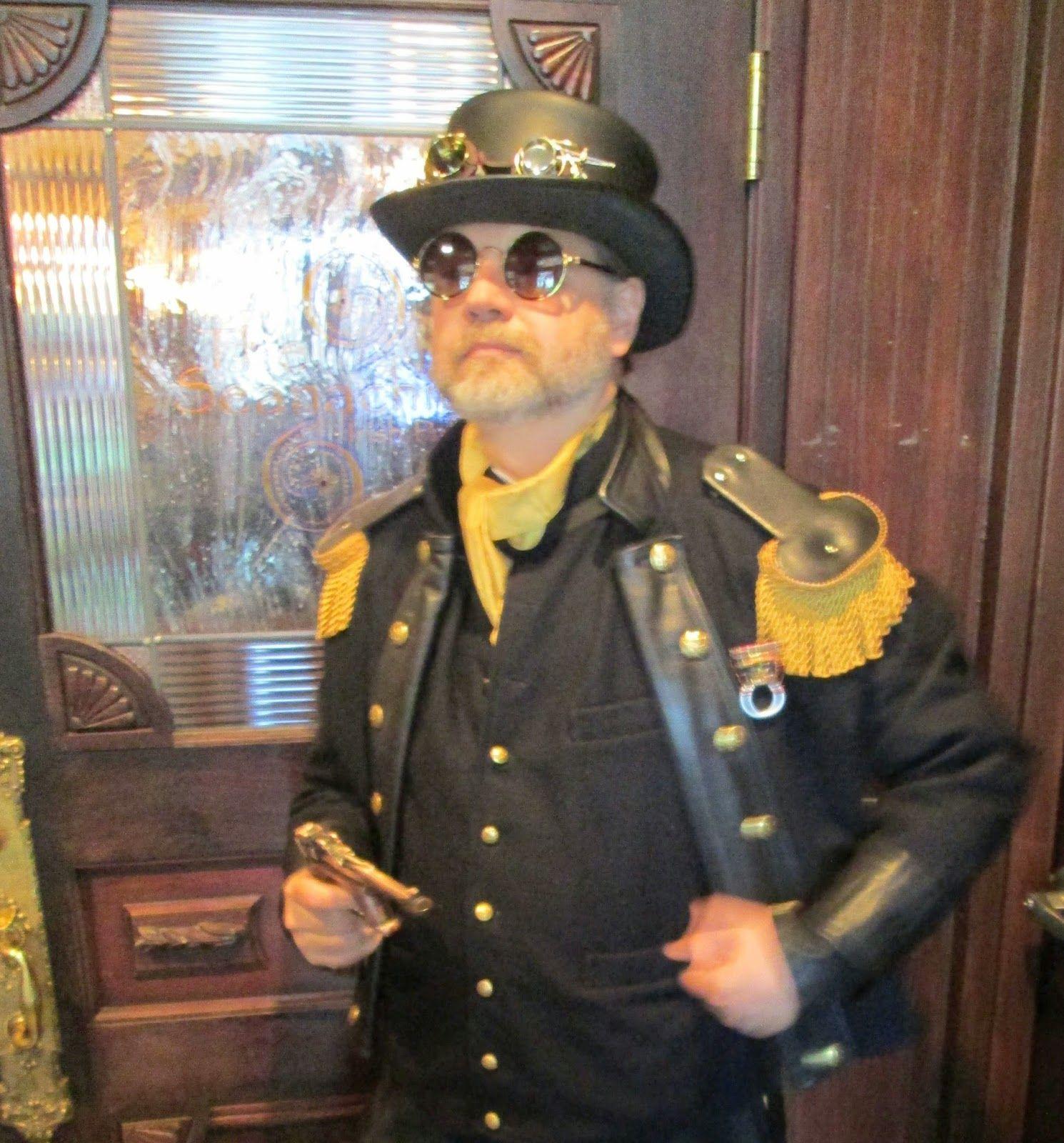 Colonel Mustard Clue Hat