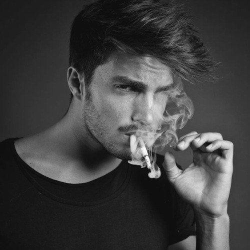 Hookup a guy who smokes cigarettes