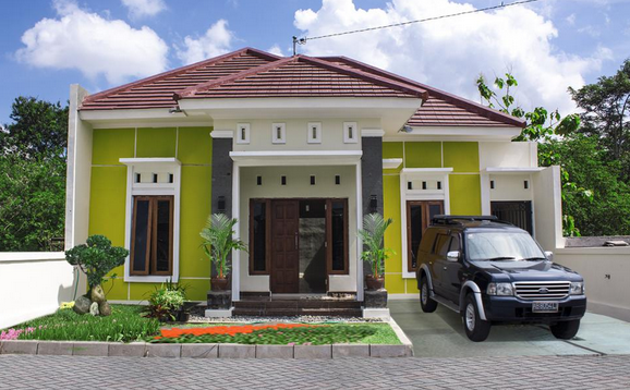 Rumah Limasan Minimalis - Google Search | Rumah Minimalis, Rumah Modern,  Desain Rumah