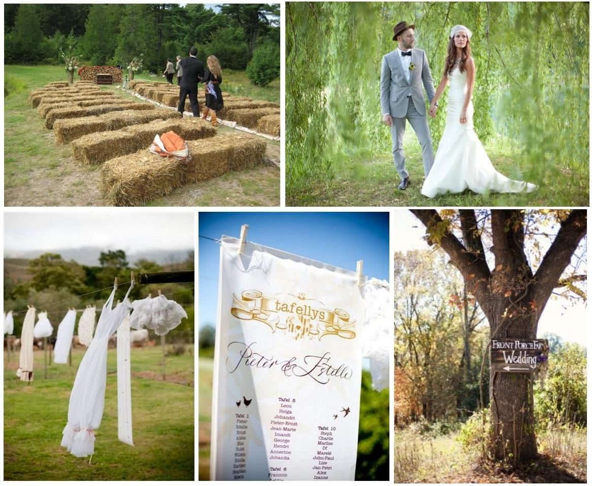 Image detail for -wedding decoration in a farm | Weddings on the French Riviera