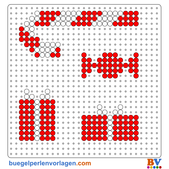 weihnachten b gelperlen vorlage perler bead pattern. Black Bedroom Furniture Sets. Home Design Ideas
