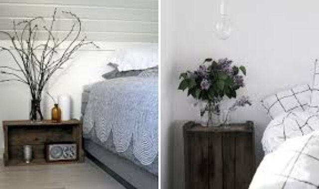 Creatieve nachtkastjes house and style pinterest nachtkastjes