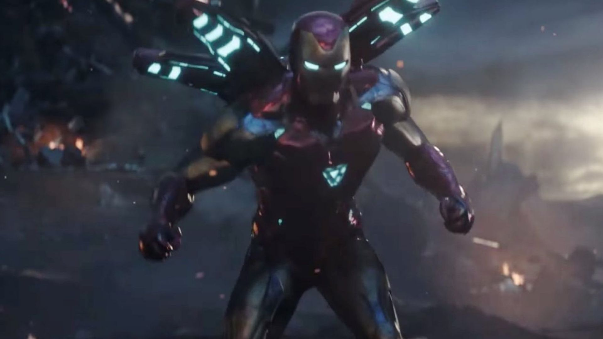 Avengers Endgame Director Shed Some More Light On Iron