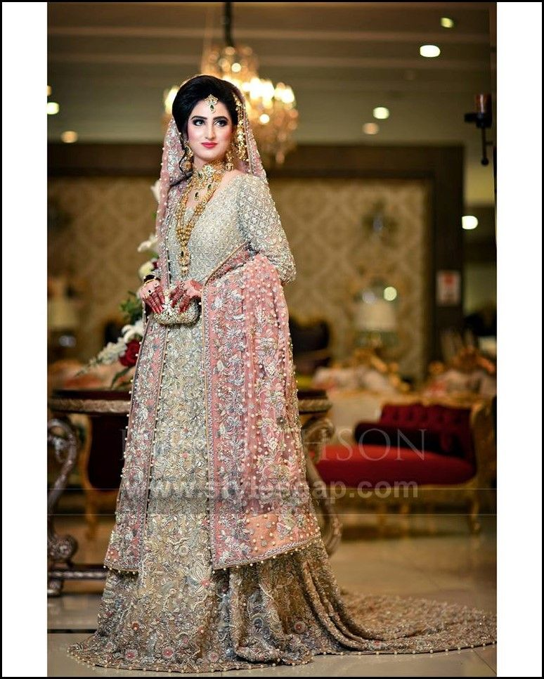 Latest Walima Dresses Designs Trends Collection 2020 Pakistani