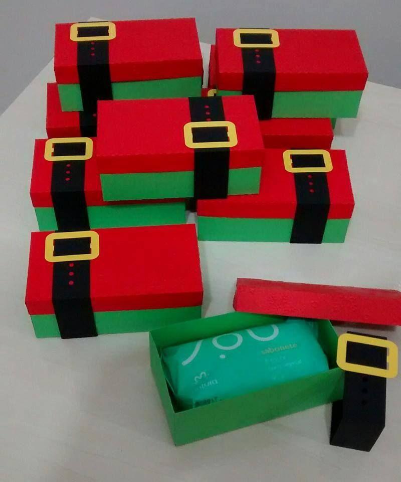 Originales cajas para regalar navidad Pinterest Cajas - envoltura de regalos originales