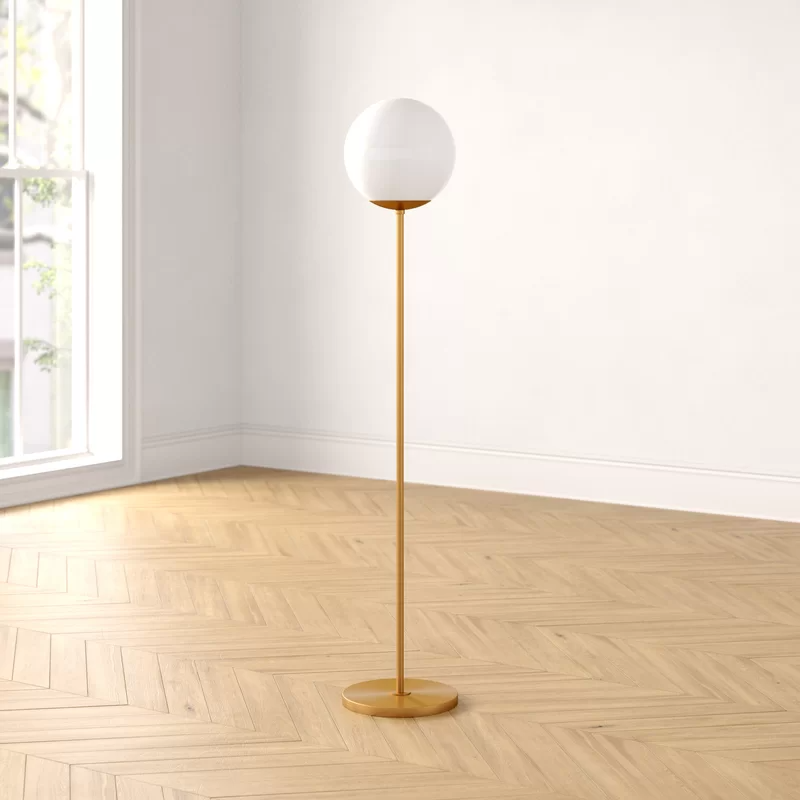 Emory 63 Quot Novelty Floor Lamp In 2020 Novelty Floor Lamp Contemporary Floor Lamps Floor Lamp