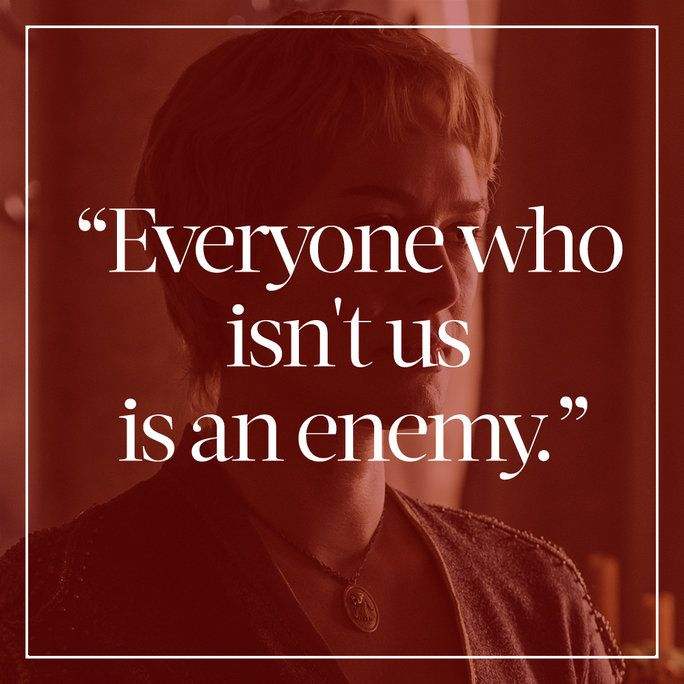 Cersei Lannister's 17 Best Quotes on Game of Thrones | InStyle.com