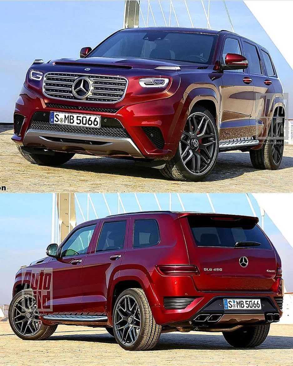 2020 Glg Concept Thebestornothing Mercedesbenz Mercedes