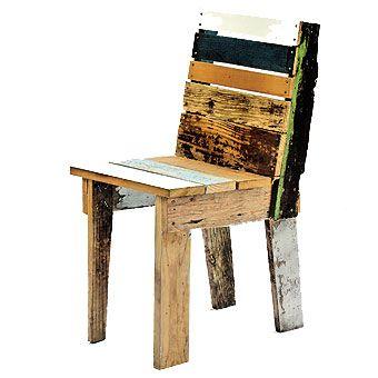 revista decoracion mas decoracion madera reciclada muebles
