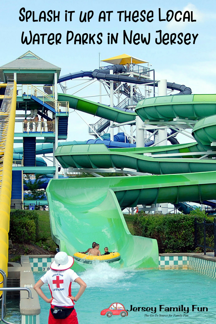 Splash It Up At These Local Water Parks In New Jersey Jersey Family Fun Water Park Fun Water Parks Water Parks Near Me