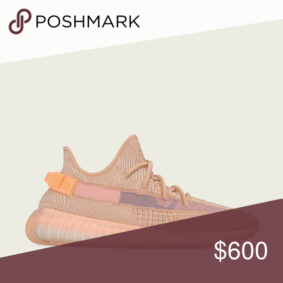 Men's yeezy boost 350 v2 (clay) *13 nwt