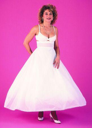 106 Spandex Petticoat