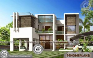 storey small house plans beautiful home  exterior designs simple design also best dream images modern houses rh pinterest