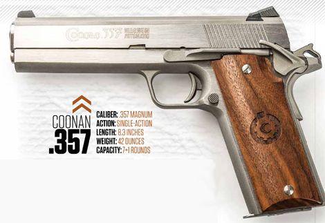 coonan gun world - Google Search | Coonan  357 Magnum | Guns