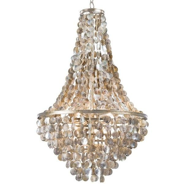 Salsberry coastal beach capiz disc shell chandelier 1573 salsberry coastal beach capiz disc shell chandelier 1573 liked on polyvore featuring home lighting ceiling lights coastal lighting capiz lighting mozeypictures Images
