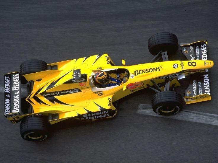jordan f1 1999