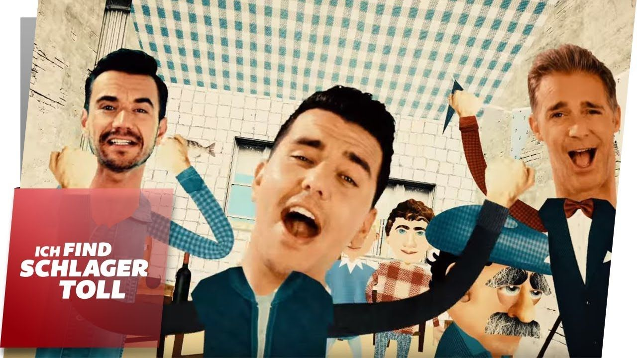 KLUBBB3 - Das Leben tanzt Sirtaki (Offizielles Video)