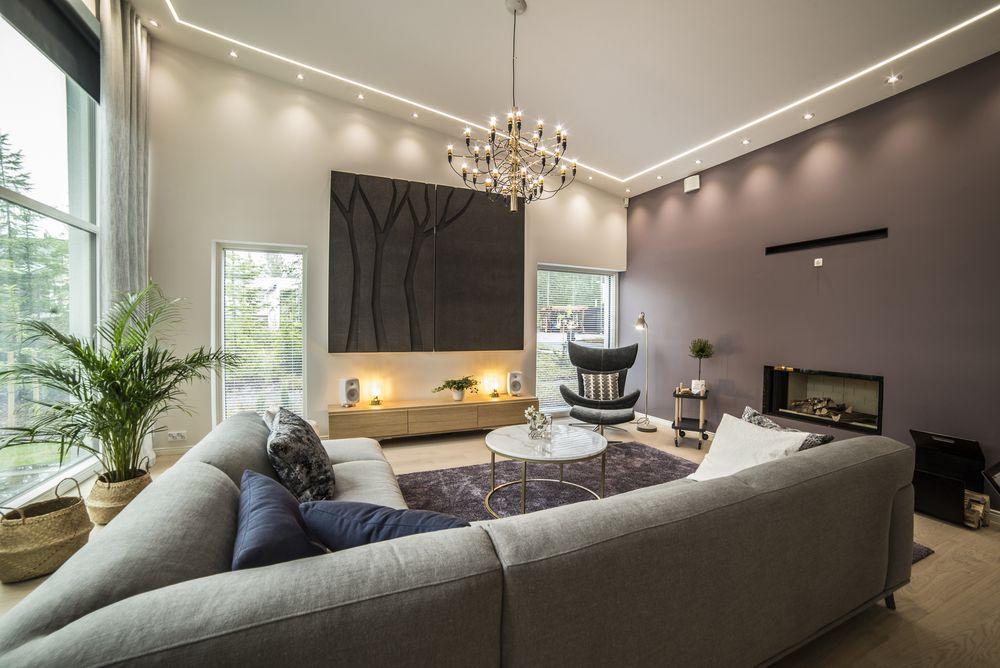 Living Room Living Room Interior Lighting Home