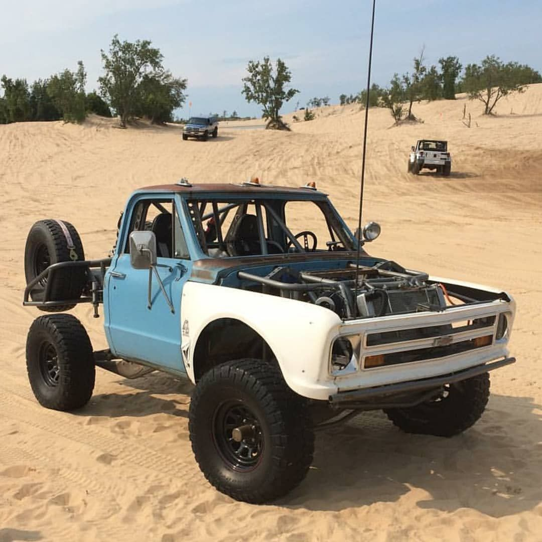 Prerunner Offroad Trucks Trophy Truck Rat Rod