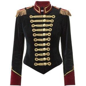 Пинки Лэнг Зеленый Военная куртка | SOFT GAMINE (груша ...